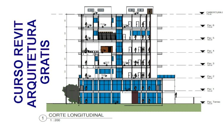 Curso Revit arquitetura gratis